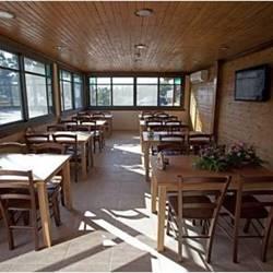 dining room in Han Har Odem - חדר אוכל חאן הר אודם