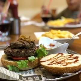 Hamburger Gilis - גיליס המבורגר