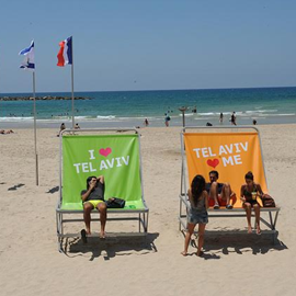 Picture of Tel Aviv Positions Itself as Israel's #1 Aliyah Destination