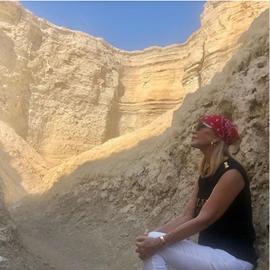 תמונה של Carmen Lomana, a corazón abierto en Tierra Santa, en su misión más espiritual