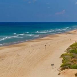 Separate beach Herzliya - החוף הנפרד הרצליה