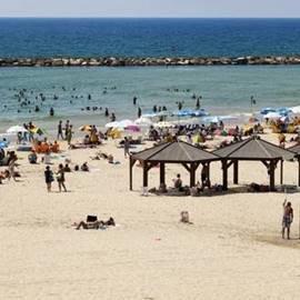 Neve Hof Beach - חוף נווה חוף