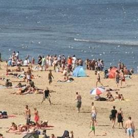 Tel Yona beach - חוף תל יונה