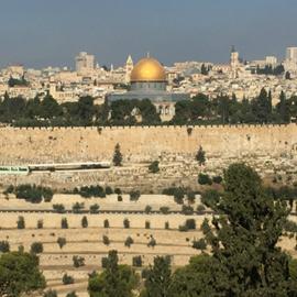 Picture of Jerusalén: cuando el corazón vibra