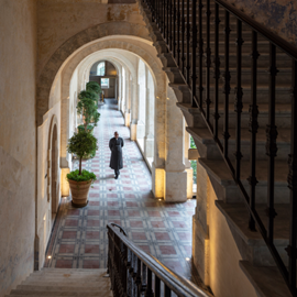 Picture of John Pawson transforms historic convent into Jaffa Hotel in Tel Aviv