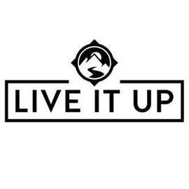LiveItUp Logo - לוגו LiveItUp