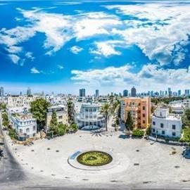 הלב ההיסטורי - כיכר ביאליק – The Historic Heart - Bialik Square
