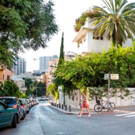 Picture of Tel Aviv: Jødernes hvide by er med bitter ironi bygget af nazi-cement