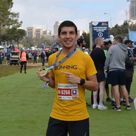 תמונה של Jerusalén celebra su maratón con nuevo récord