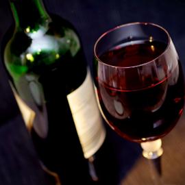 כוס יין - A Glass Of Wine