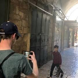 Photography Workshop In The Old City - סדנת צילום בעיר העתיקה