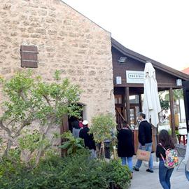 The Sarona Market Tasting Tour = סיוק טעימות בשרונה