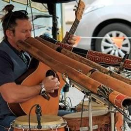 The Annual Israel Didgeridoo Festival - פסטיבל הדיג'רידו השנתי