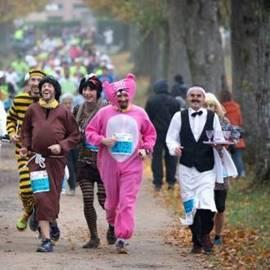 חצי מרתון הבוז'ולה ישראל - Half Marathon Israel du Beaujolais