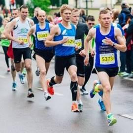 Marathon runners - רצי מרתון
