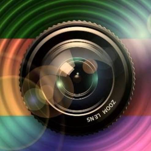 camera lens - עדשת מצלמה