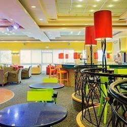 מלון פרימה מיוזיק- לובי - Prima Music Hotel - Lobby