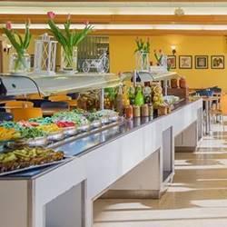 מלון פרימה מיוזיק - חדר אוכל - Prima Music Hotel - Dining room