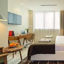 חדר שינה - מלון פרימה מילניום - Bedroom - Prima Millennium Hotel