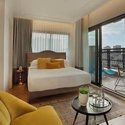 חדר סטודיו - מלון ג'ייקוב סמואל - Studio Room-  Jacob Samuel Hotel