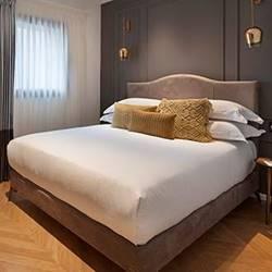 חדר יחיד - מלון ג'ייקוב סמואל - Single Room -  Jacob Samuel Hotel