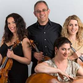 Carmel Quartet - רביעיית כרמל