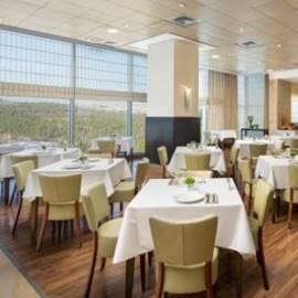 Ein Kerem Hotel, Dining Room - מלון עין כרם, חדר אוכל