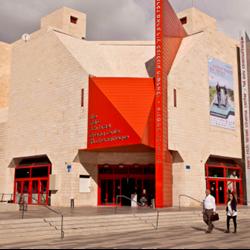 בנין הסינמטק - Cinematheque building