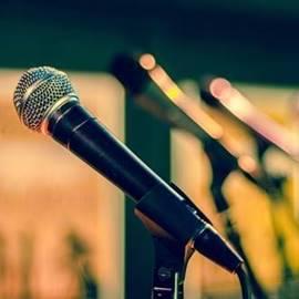Microphone - מיקרופון