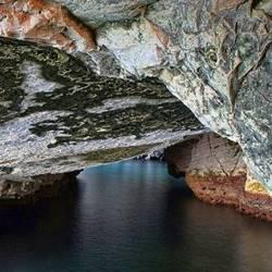 Rosh Hanikra caves- מערות ראש הנקרה