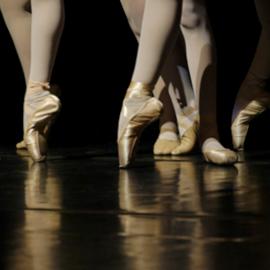 נעלי בלט - Ballet Shoes