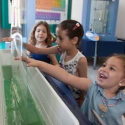 מדעטק ילדים בפעילות - Madatech children in activity