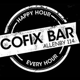 קופיקס בר - אלנבי, תל אביב - Cofix Bar - Allenby, Tel Aviv