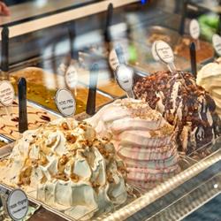 גלידה בטעמים - Various Ice Cream Flavours