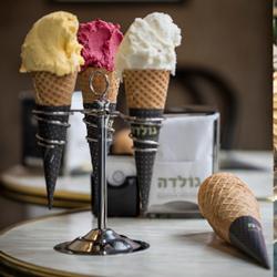 גלידת סורבה - Sorbe Ice Cream