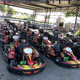 Vehicles In Karting Place - רכבים בקארטינג בפלייס