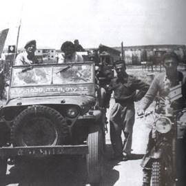 חיילים ממלחמת השחרור - Soldiers from the War of Independence