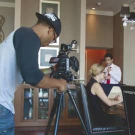 צילום סרט - Filmmaking