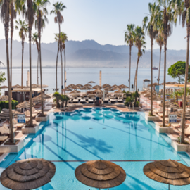 מלון אריאה: הבריכה  - Hotel Aria: The Pool