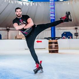אייסקייט: בחור מחליק על הקרח - iSkate - An Ice Skater