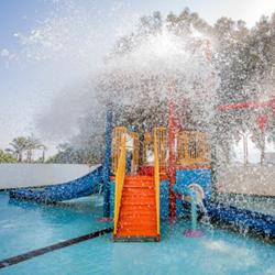 מלון אסטרל נירוונה: מגלשת מים -  Hotel Astral Nirvana: Water Slide