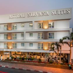 מלון אסטרל נירוונה: חזית המלון -  Hotel Astral Nirvana: Hotel Front