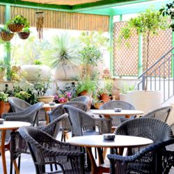 comfort boutique hotel seating area- מלון קומפורט בוטיק  - פינת ישיבה