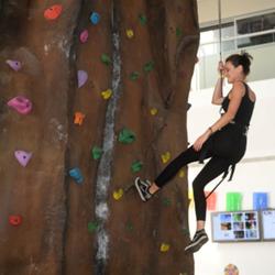 קיר טיפוס - Climbing Wall