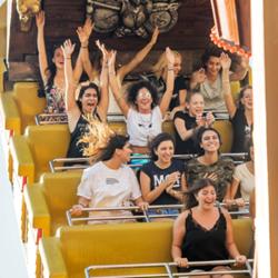 רכבת הרים - Rollercoaster