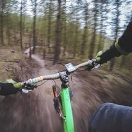 רכיבה על אופני הרים - Mountain Bike Ride