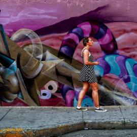 אומנות רחוב - Street Art
