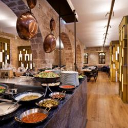 מסעדת המלון - Hotel Restaurant