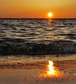 חוף בר כוכבא - אשקלון - Bar Kochba Beach - Ashkelon