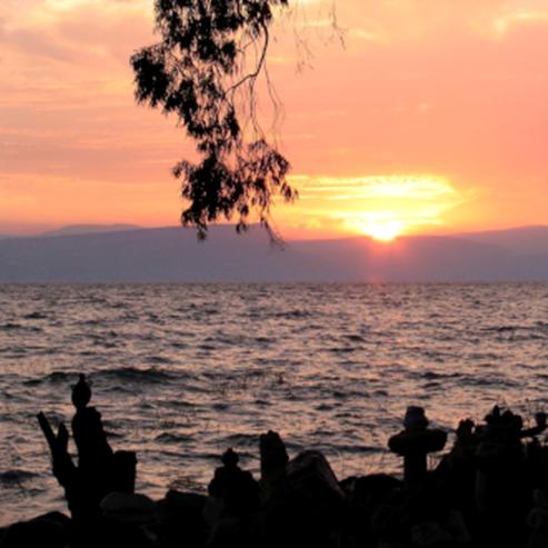 חוף גרין - טבריה - Green Beach - Tiberias
